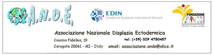 Associazione Nazionale Displasia Ectodermica